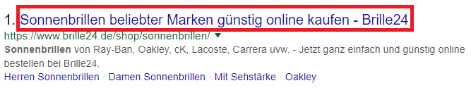 gutes title-tag